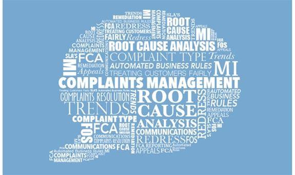 Complaints Wordcloud