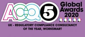 ACQ5 2020 - Reg Consultancy Award
