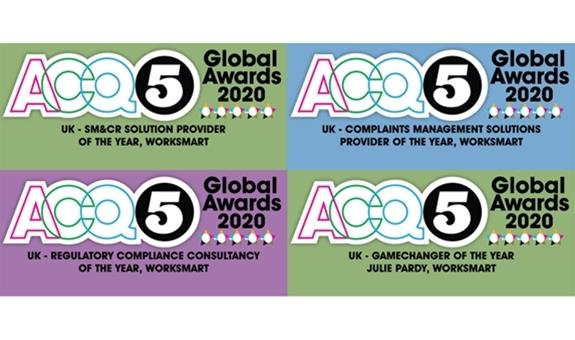 Worksmart ACQ5 Global Awards 2020