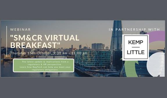 SM&CR Virtual Briefing