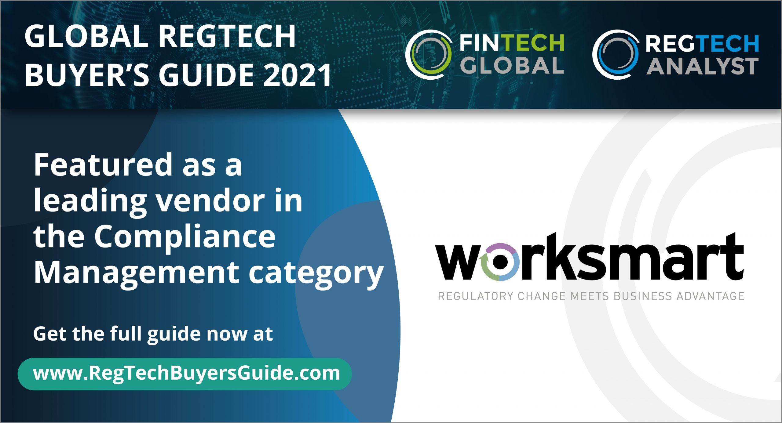 RegTech Buyers Guide Worksmart