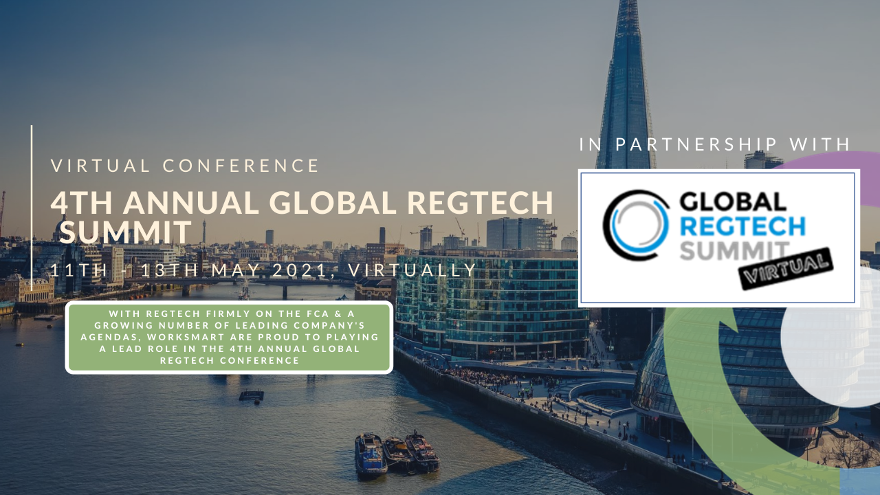 4th Global RegTech Conference