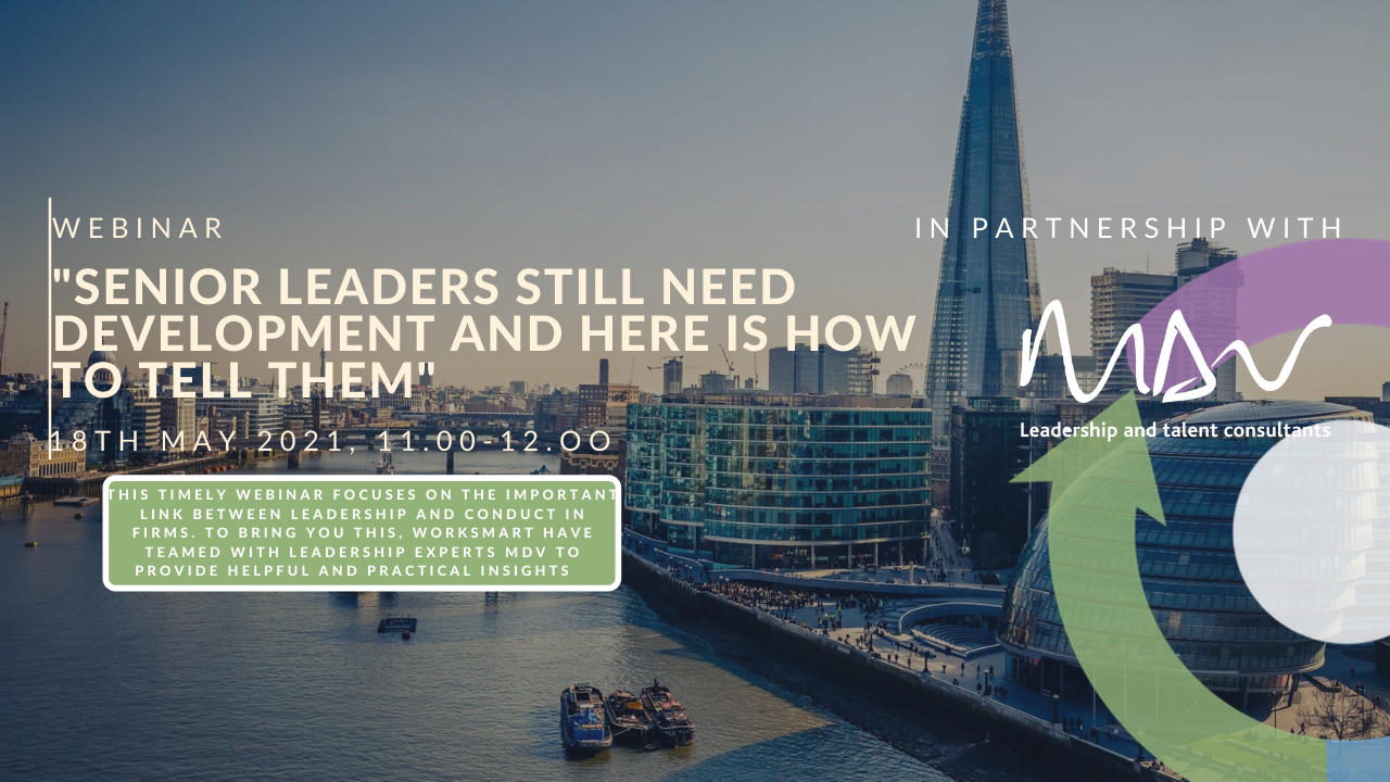 Worksmart Leadership Webinar